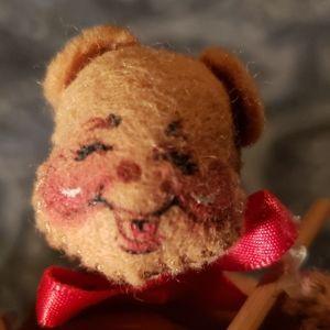 Annalee Accessories - Annalee vintage Winnie the Pooh Handmade Figure